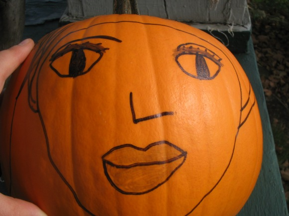12 Days of Halloween Sharpie Jack