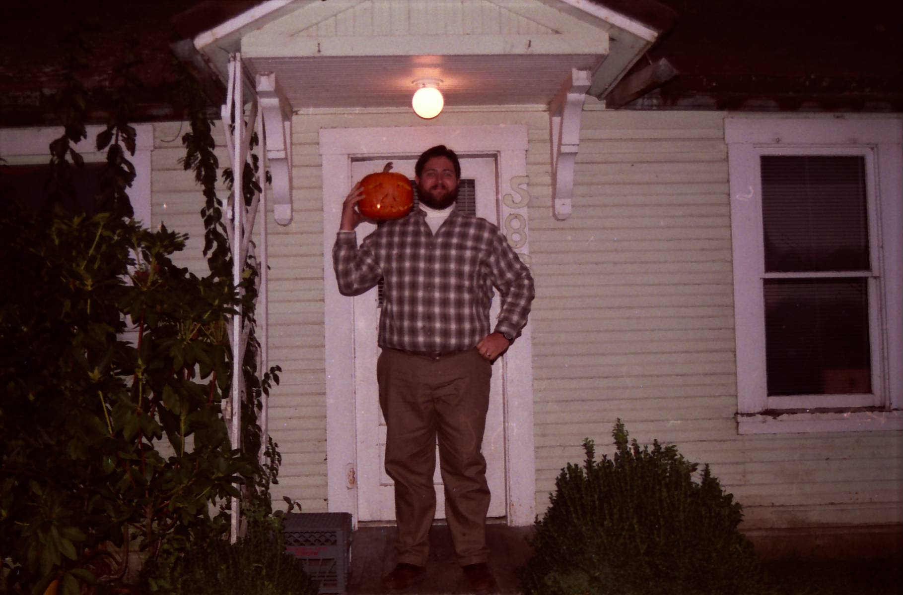 12 Days of Halloween: The Night of The New Town Shunning 2006