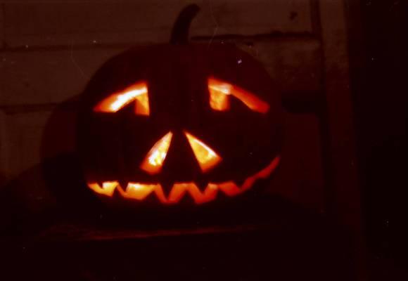 The Twelve Days of Halloween: Ol' Triangle Eyes