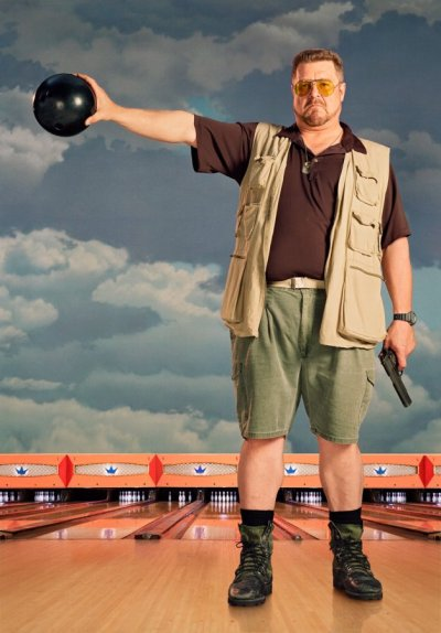 Image result for walter, the big lebowski
