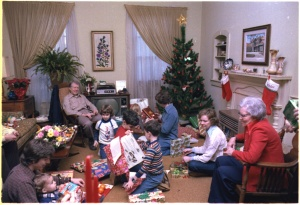 Christmas With The Carters