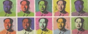 Mao Series Andy Warhol