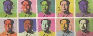 Mao Series Andy Warhol