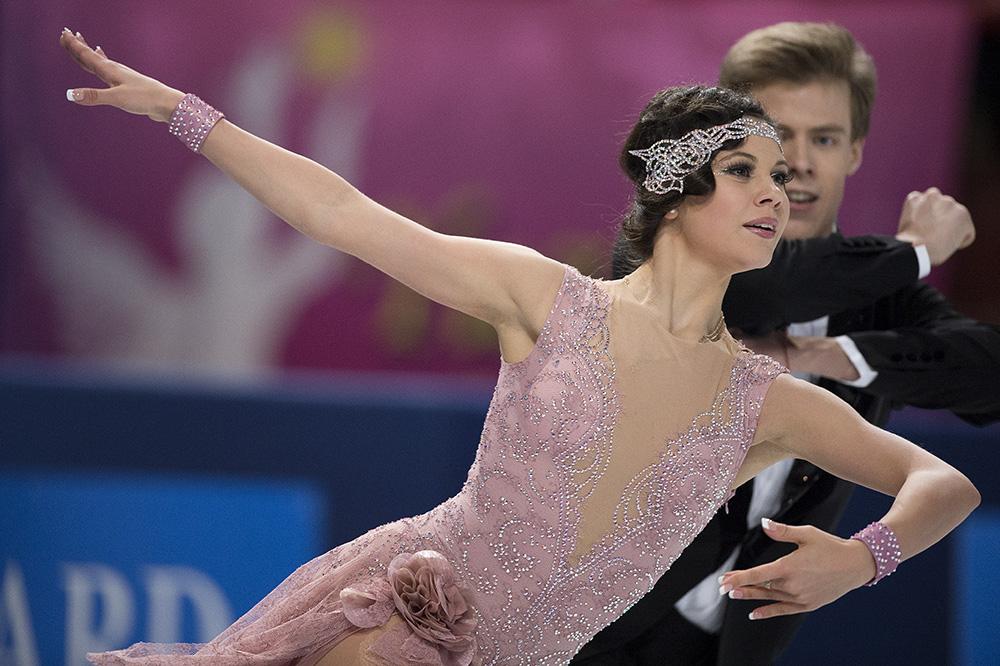 Elena Ilinykh  Nikita KatsalapovIlinykh Katsalapov