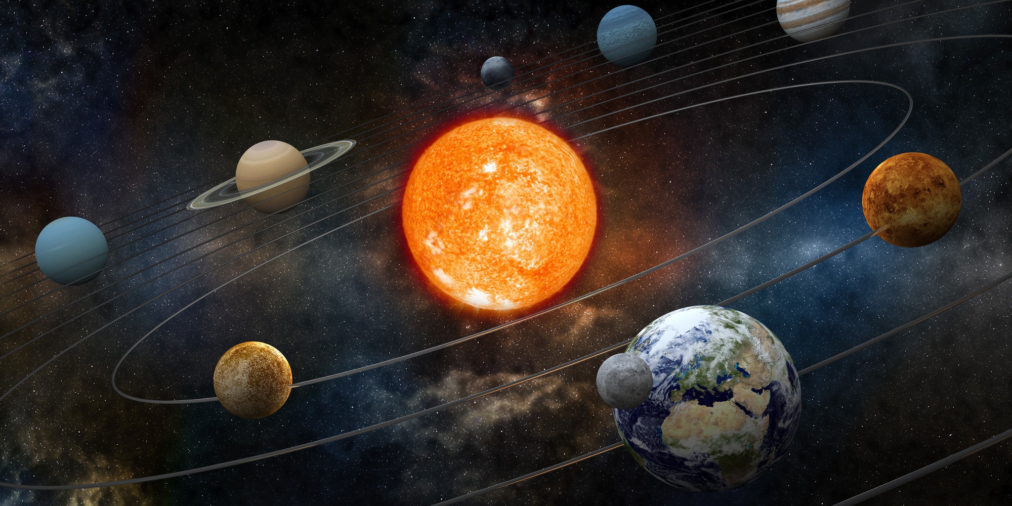 1 In 4 Americans Think Sun Rotates Around Earth | Old Road ...