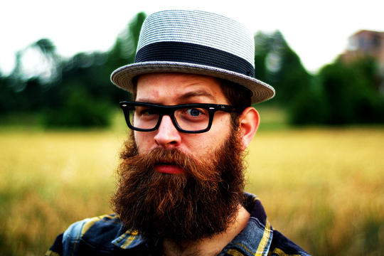 686 Best Images About Hipster Tattoos On Pinterest: HIPSTER GOD–Beards Are Best
