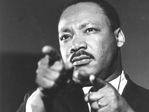 Rev Martin Luther King