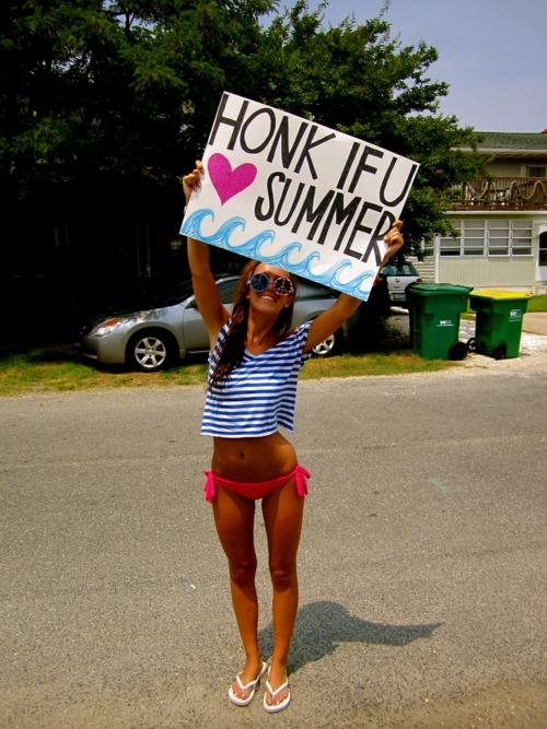 honk 4 summer