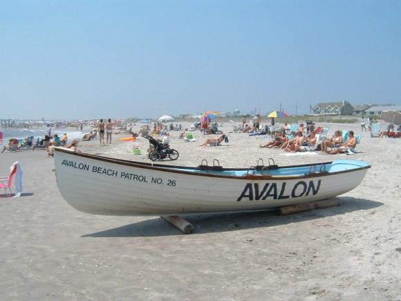 Avalon boat