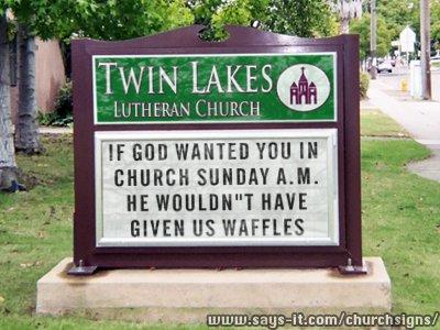 churchsign