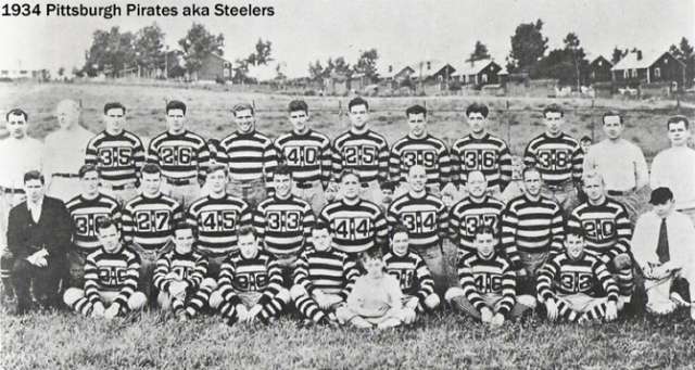 1934-pittsburgh-pirates-steelers-team-photo-striped-jerseys