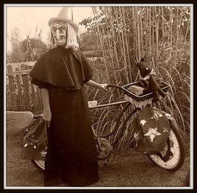 Witch Bike