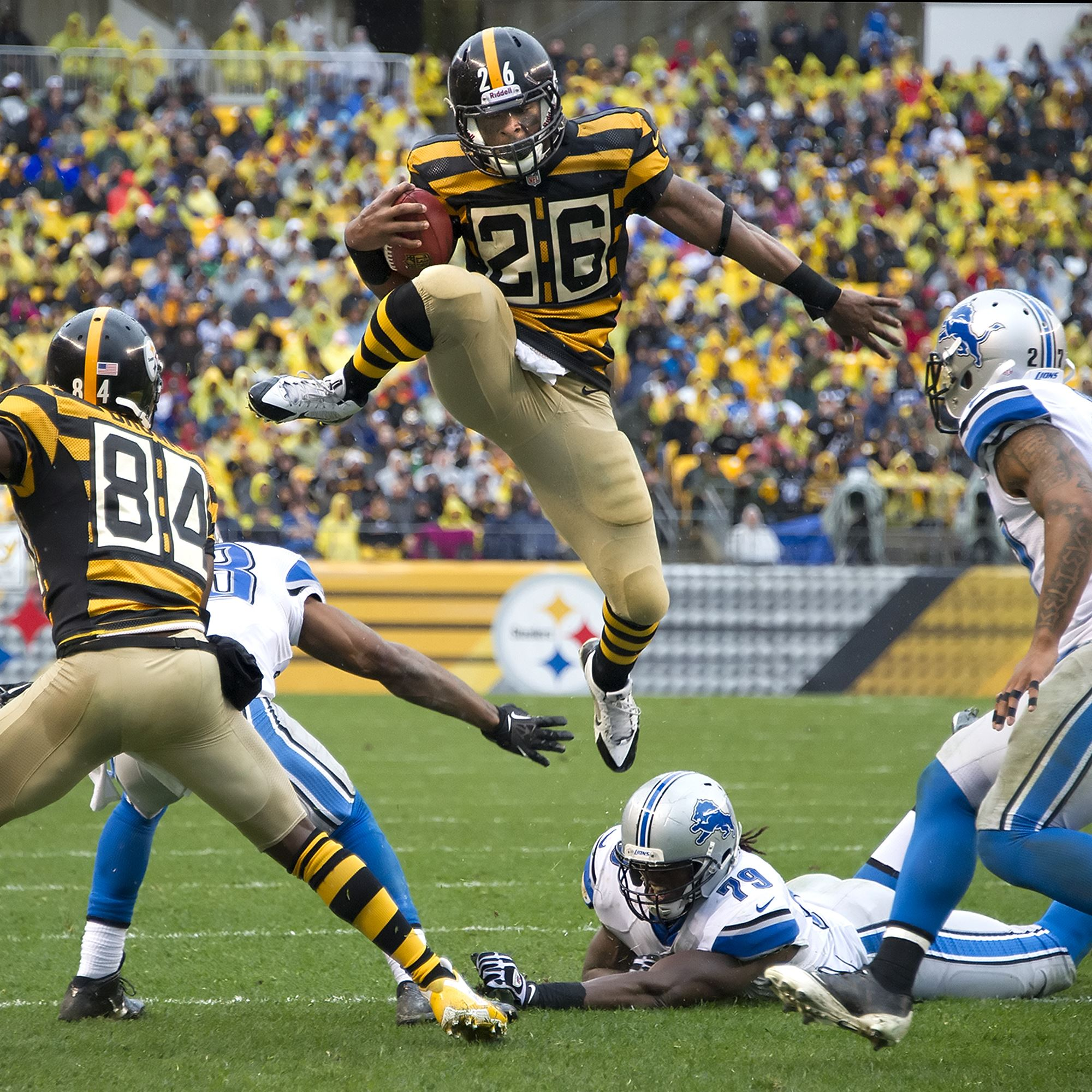 pretty nice ff5fb 9c420 I Love The Steelers Throwback Unis (Am I Alone?)   Old Road ...