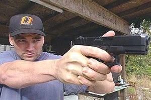 Luke-Scott-Gun