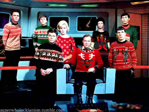 Christmas...The Final Frontier