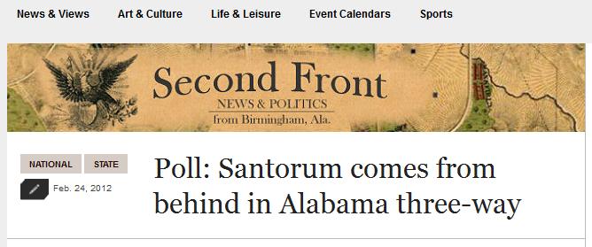 Seminal Santorum
