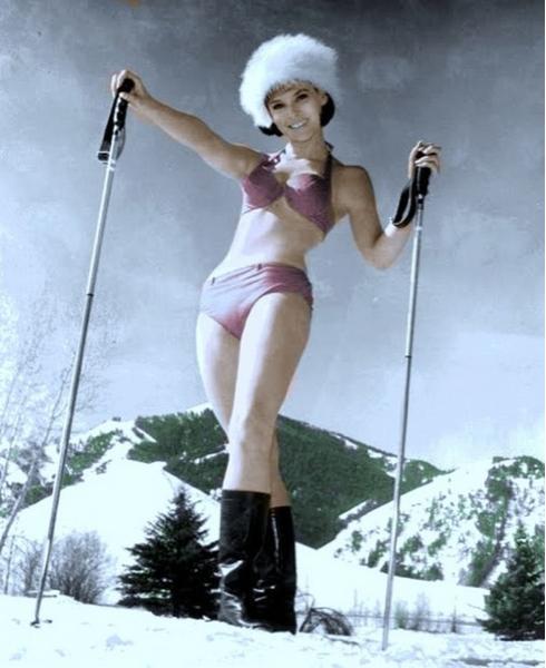 ski-bikini