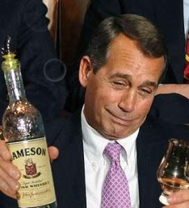 John Boehner :: Jameson