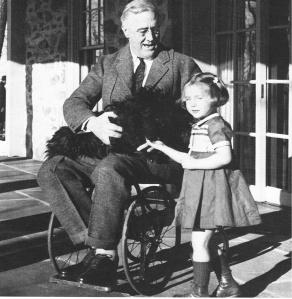 Rooseveltinwheelchair