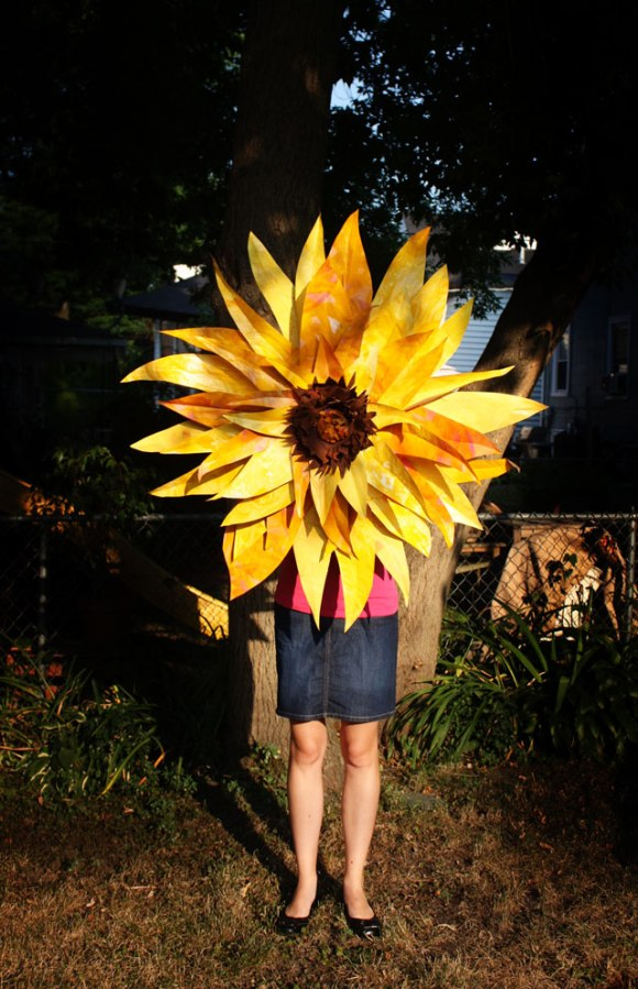 ginat-sunflower-painted-paper-640