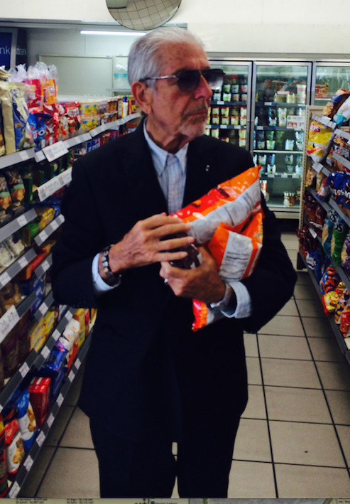 Midnight Run For Cheetos At The Local 7-11