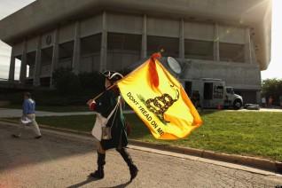Gadsden Flag Facebook Banner