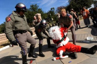 Santa-Arrested-Video