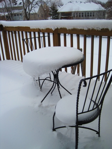 snow-patio