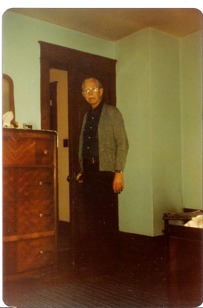 Grandpa 1981ish Crop
